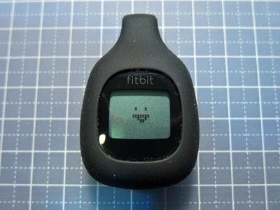 Fitbit Zip トラッカー+クリップカバー