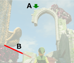 アッカレ の 塔 登り 方